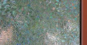 Fönsterfilm /Insynsskydd -Abstrakt