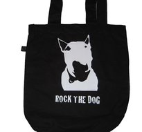Totebag -Rock the dog