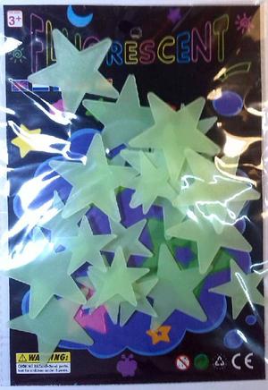 Fluorecerande Stjärnor