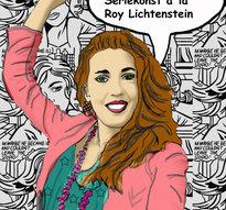 Seriekonst -Roy Lichtenstein