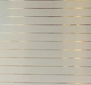 Fönsterfilm /Insynsskydd -Line -Metervara