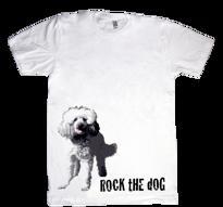 Pudel -Barn t-shirt