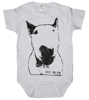 Bullterrier body