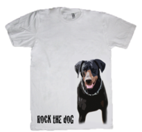 Doberman -Barn t-shirt