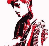 Familjepaket med Bowie