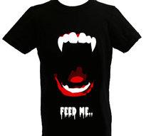 Feed me - vampyr t-shirt barn