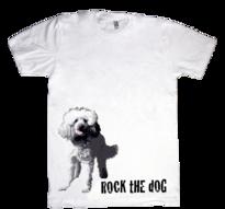 Pudel t-shirt