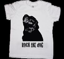 Rottweiler -Barn t-shirt