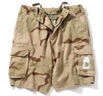 Rock the dog Kids Vintage Cargo Shorts