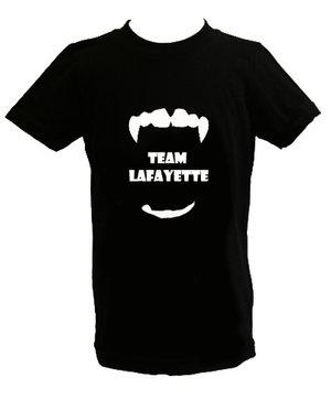 Fangs t-shirt -Vuxen- Vampire crazy