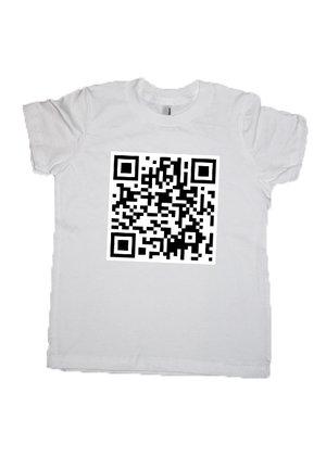 QR T-shirt
