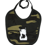 Rock the dog Tyghaklapp till babyn -Grön